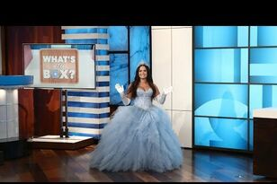 ELLEN: 'What's in the Box?' with Guest Model Demi Lovato