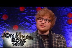 VIDEO: Ed Sheeran says his house is haunted
