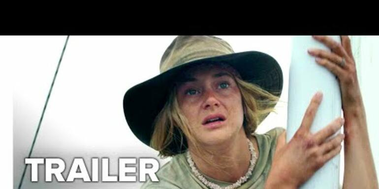 """Amazing! Watch Official movie trailer for """"Adrift"""""""
