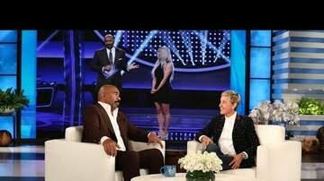 Randy Scott - Steve Harvey Says Kim Kardashian Didn't Know Nothing