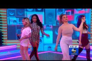 Fifth Harmony - He Like That (Live on GMA )