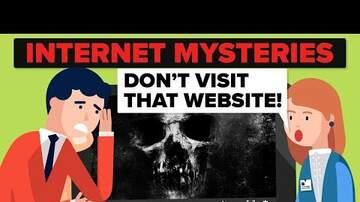 Candy - Weirdest Unsolved Internet Mysteries
