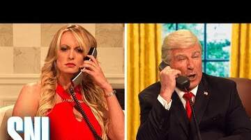 Joe Public - Stormy Daniels Makes Guest Appearance on SNL