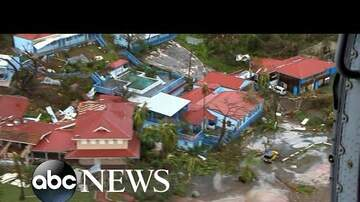 StormWatch - Hurricane Irma Caribbean Footage