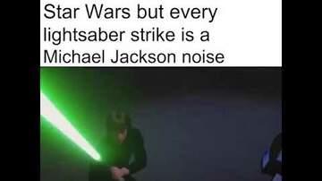 Hudson & Scotty B - Every Lightsaber Strike Is Michael Jackson Noise