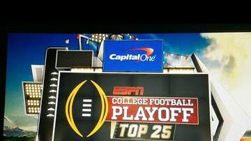 Auburn Sports Blog (36287) - #CFBPlayoff Rankings: Auburn moves to No. 2