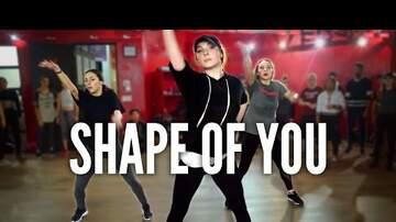 Chris Cruz - Dancers TURN UP New ED Sheeran