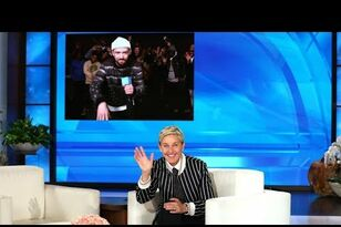 Justin Timberlake Surprised Ellen On Her Birthday!
