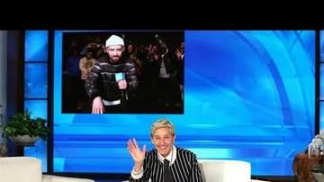 Kristy Knight - Justin Timberlake Surprises Ellen On Her 60th Bday
