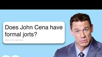 CRob - John Cena From The WWE Goes Undercover