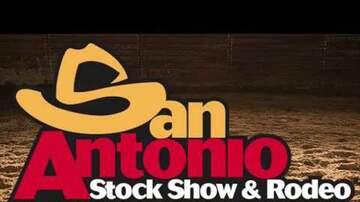 San Antonio Rodeo - RODEO UP - Friday, Feb 9th