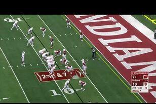 Football: Wisconsin 45, Indiana 17