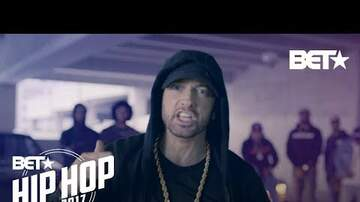 Mary Jane - Eminem freestyle about Donald Trump at BET awards
