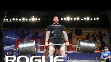 DB - 2018 Strong Man The Mountain Wins