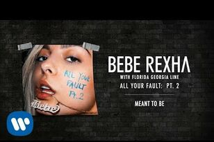 """#DAILY DOWNLOAD: Bebe Rexha w/Florida Georgia Line """"Meant To Be"""""""