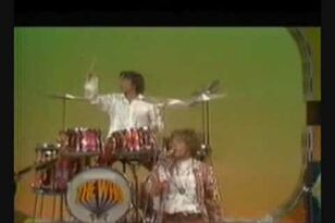 Keith Moon´s Drum Kit Explodes