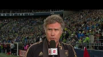 DB - Ron Burgundy narrates MLS ESPN