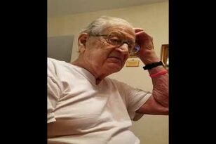 Cute Video - Grandpa Finding Out His Real Age