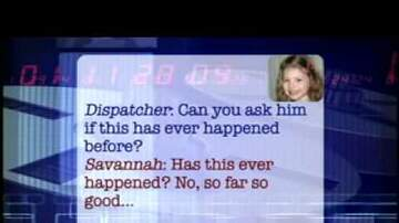 John Malone - 5-year-old Helps Dad by making 911 Call