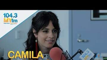Valentine In The Morning - Camila Cabello Talks Debut Album, Working With Ed Sheeran & Her Dating Life