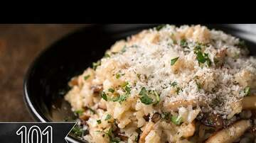 Nina Jackson - Recipe: How To Cook A Perfect Risotto