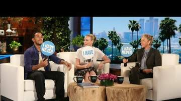 Mishelae - Chelsea Handler and Ludacris Play 'Never Have I Ever' with Ellen