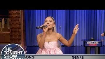 Trending - Ariana Grande Queen Of 'Music Genre Challenge'