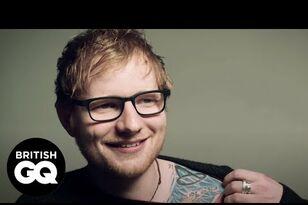 Ed Sheeran Strips Down & Explains His 60 Tattoos!