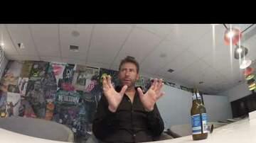 Leftovers - Chad Kroger of Nickelback Slams Corey Taylor (Stone Sour/Slipknot)