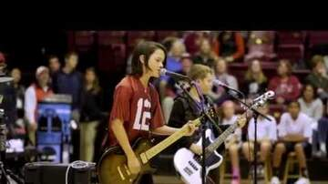 Trending Stories - 6th-Grade Band Kills AC/DC's 'T.N.T.'