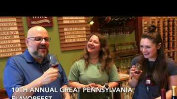 The Mattspace. - 10th Annual Great Pennsylvania Flavorfest - Blackberry Merlot