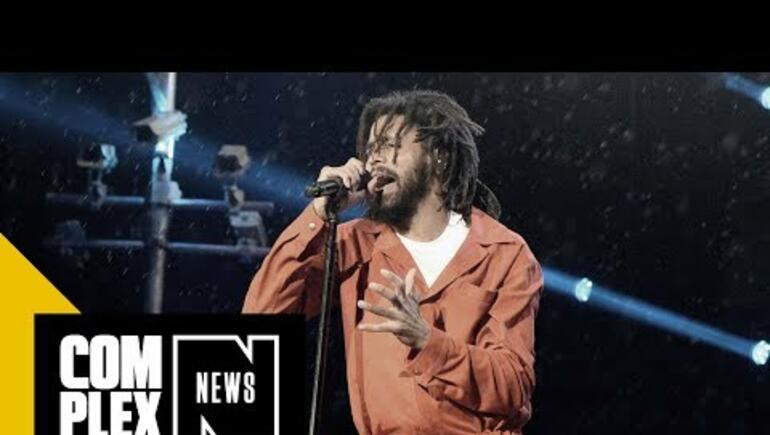 J. Cole's 'KOD' Breaks Drake's 'Views' Apple Music Streaming Record