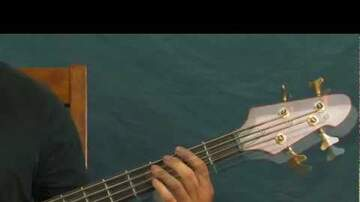 How To Play - How To Play Radar Love By Golden Earring On Bass Tutorial