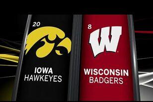 Video Highlights: Wisconsin 38, Iowa 14