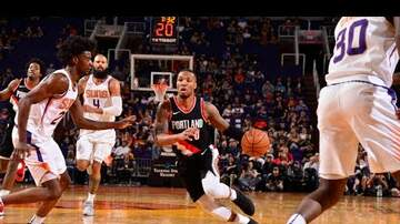Portland Trail Blazers - Blazers outshine Suns in final preseason game