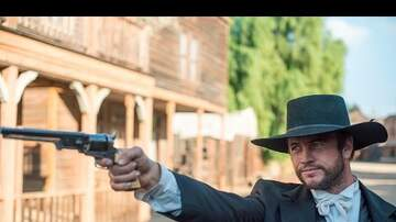 Latest - Trace Adkins in the new trailer for Hickok.