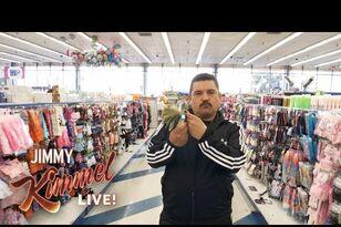 Jimmy Kimmel Live Took On Drake's 'God's Plan' Video