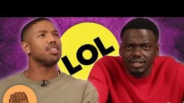 Logic MC - Black Panther Cast Plays Would You Rather