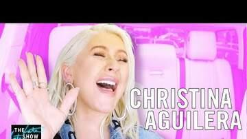 Manny On The Streets - Christina Aguilera Carpool Karaoke with James