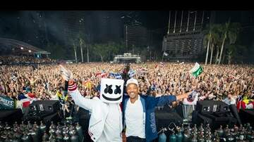 Brian Fink - ICYMI: Watch Marshmello's Incredible Set From Ultra 2018