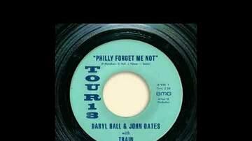 Kristin - Train and Hall & Oates...New Music!