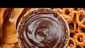 Nina Jackson - Recipe: Chocolate & Pretzel 4 Ways
