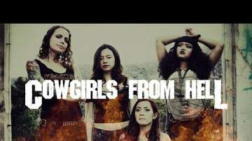 - Female Pantera Tribute Band - Cowgirls From Hell