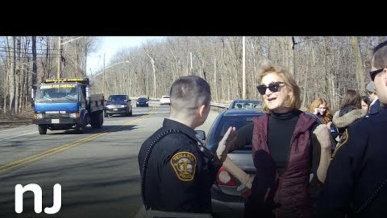 Politician Tries Power Play On Cops