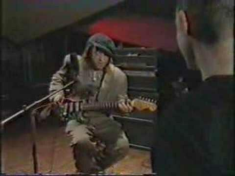 A Very Young Stevie Ray Vaughan Gives Us A Guitar Lesson - WOW