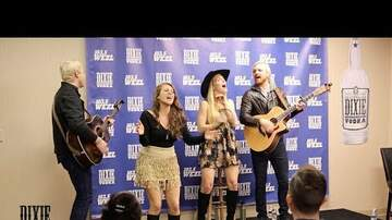 Dixie Vodka Performance Lounge - Delta Rae Performs
