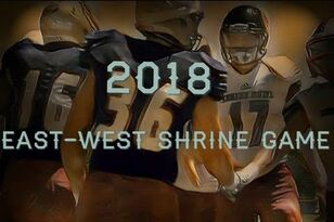 2018 Shrine Game Highlights