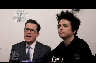 "Green Day & Colbert Remix ""Good Riddance"""
