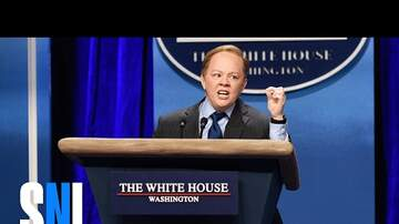 image for Sean Spicer Press Conference (Melissa McCarthy) - SNL