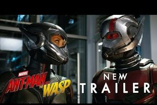 The new Ant Man Trailer!! This looks AWESOME!
